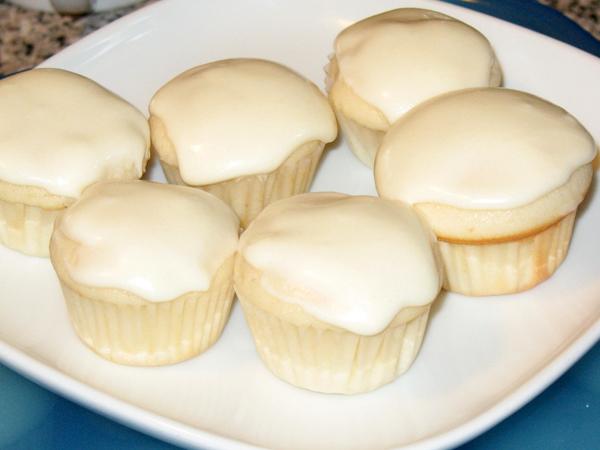 White velvet cupcakes (1/6)