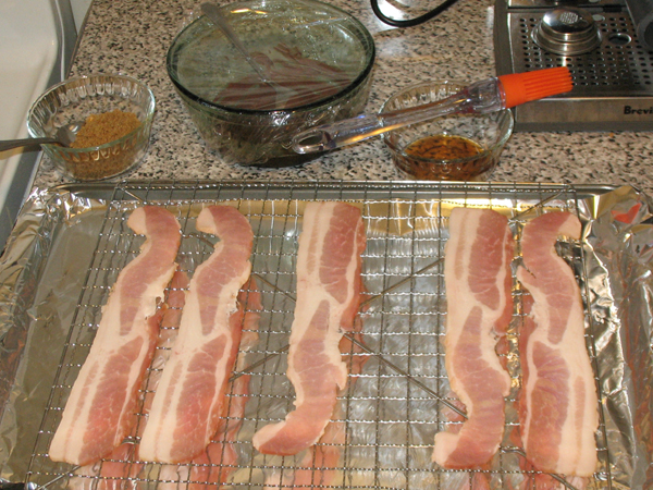 Candied bacon (3/6)