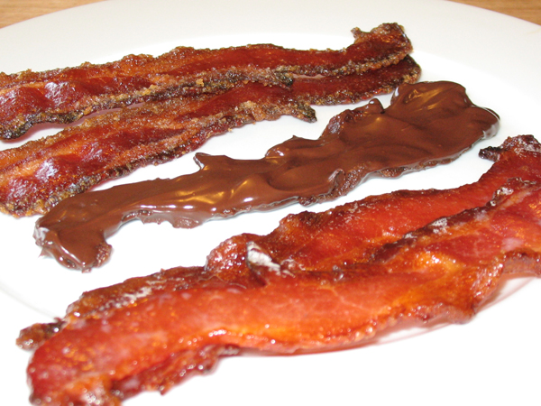 Candied bacon (1/6)