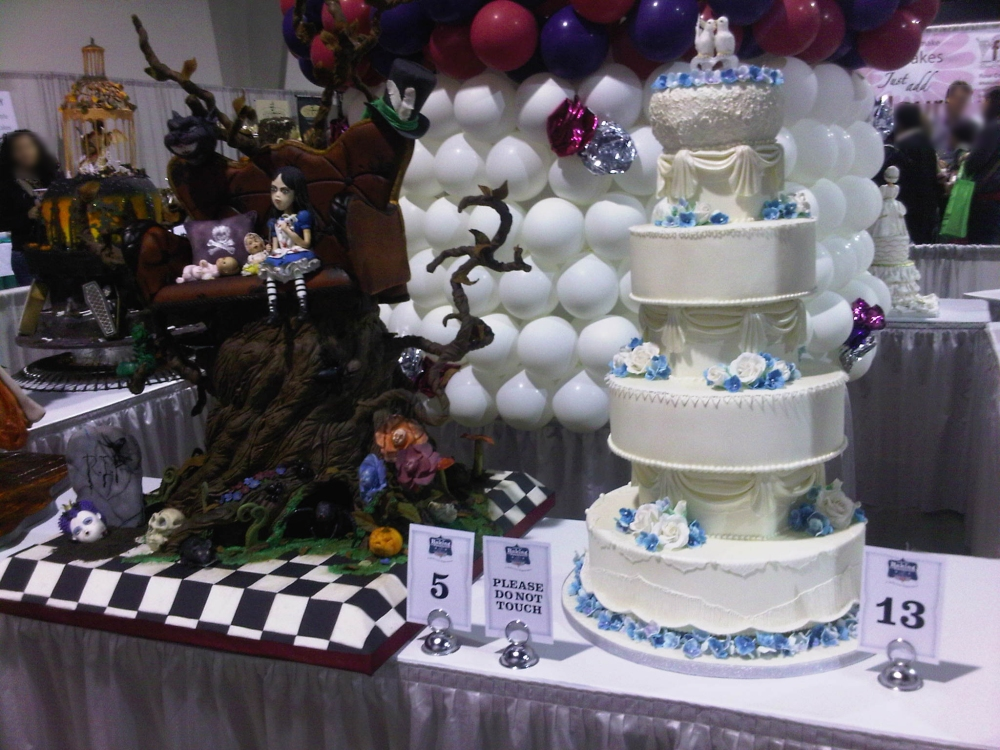 Visit to Canada's Baking and Sweets Show (3/5)