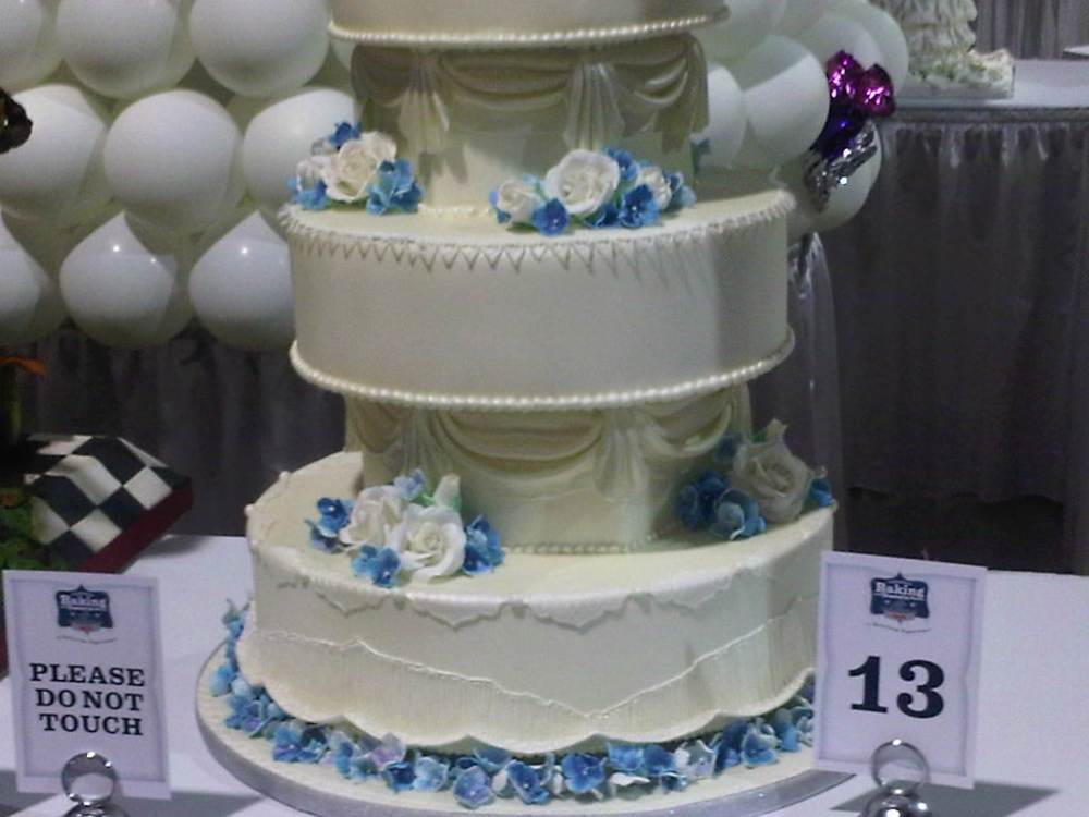 Visit to Canada's Baking and Sweets Show (5/5)