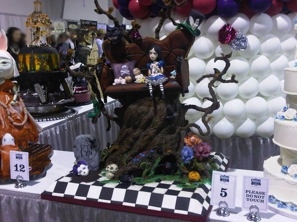 Visit to Canada's Baking and Sweets Show (4/5)
