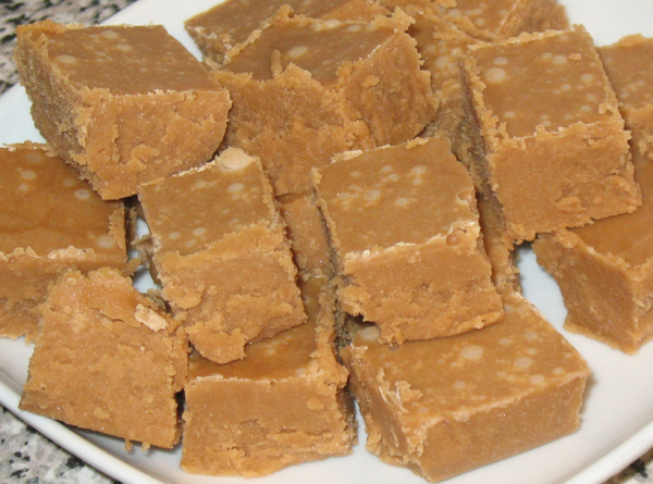 All about fudge